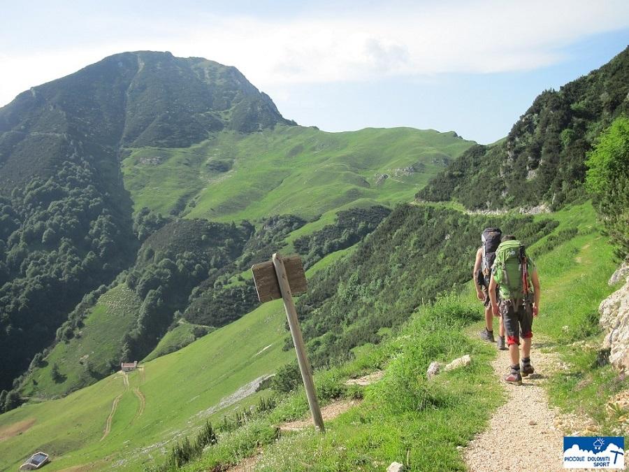 traversata Piccole Dolomiti