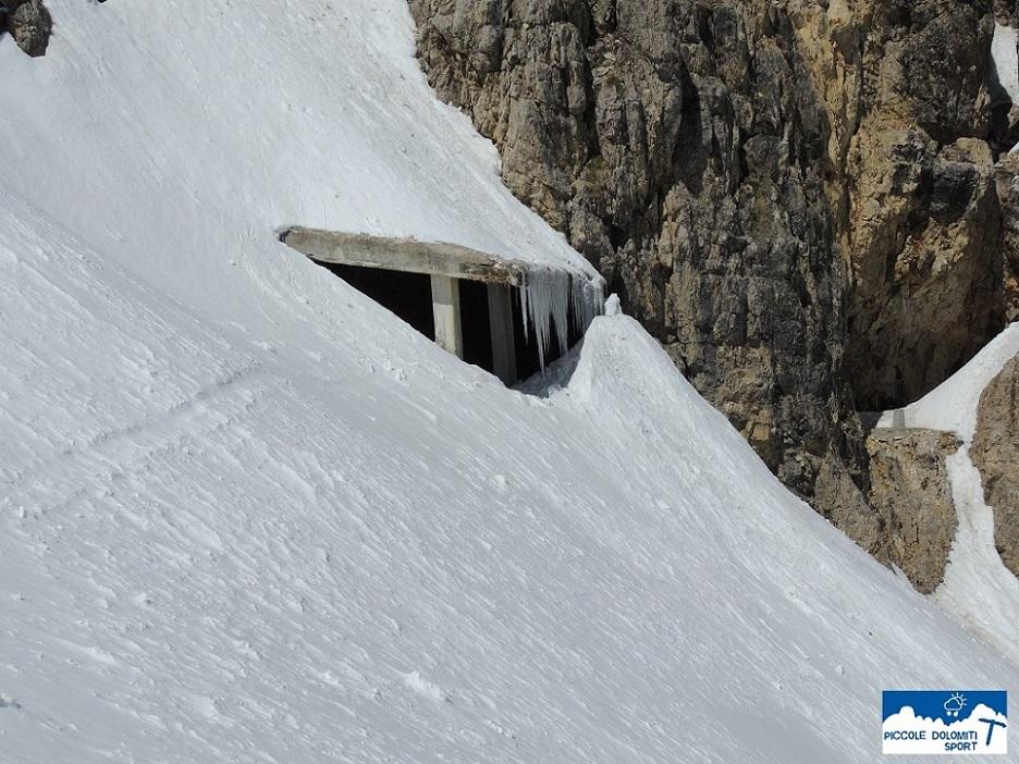 Neve Monte Pasubio