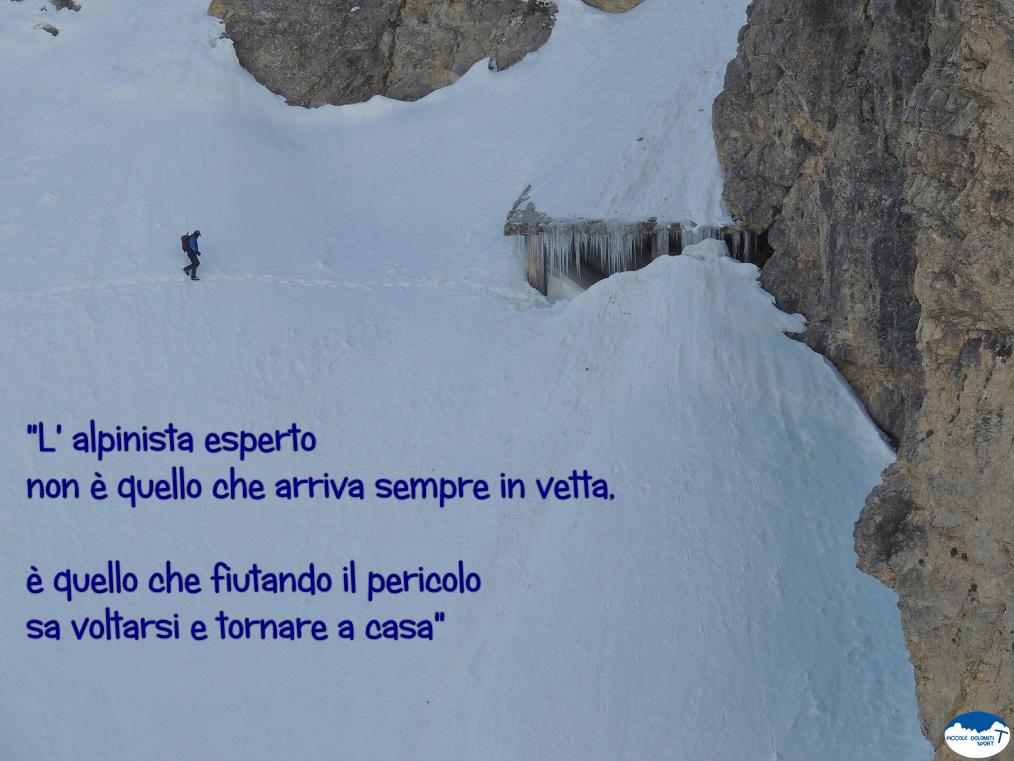 L'alpinista esperto