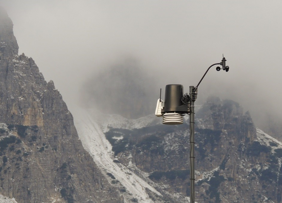 stazioni meteo amatoriali