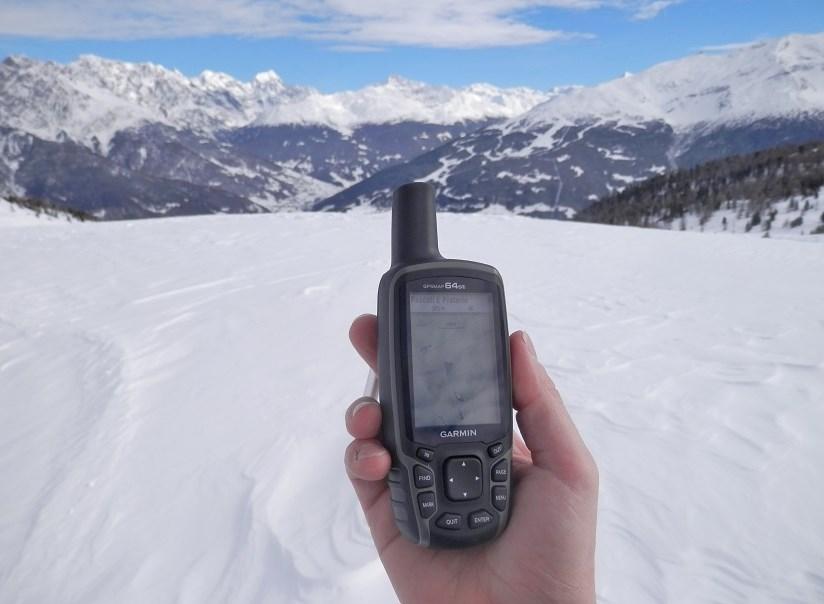 GPS da trekking