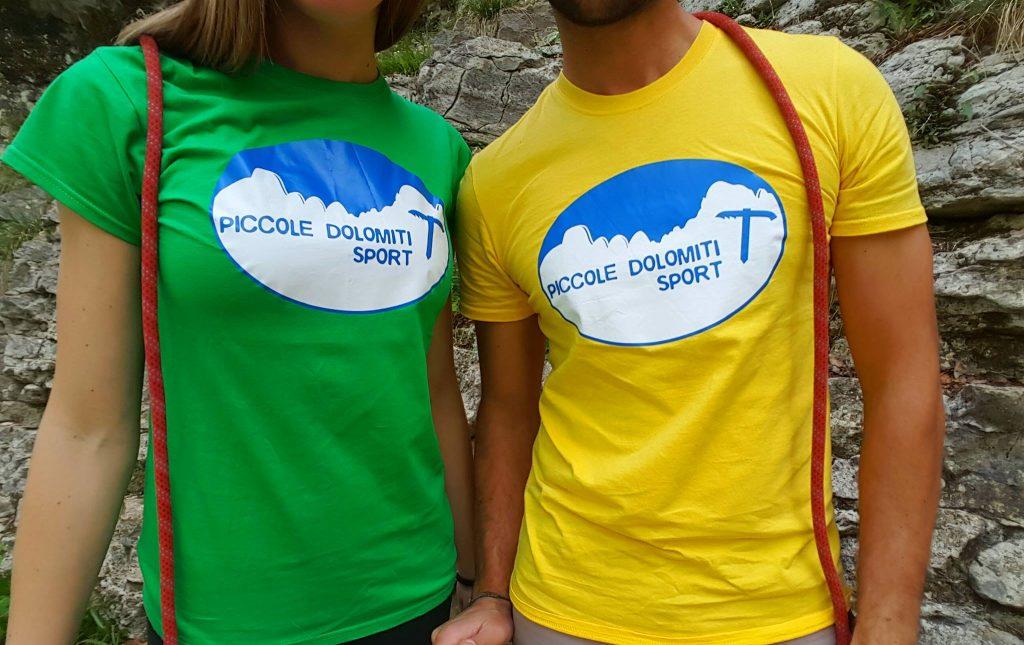 t-shirt Piccole Dolomiti Sport