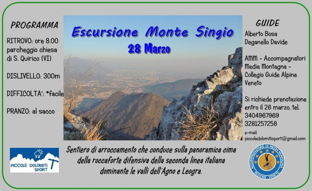 Monte Singio