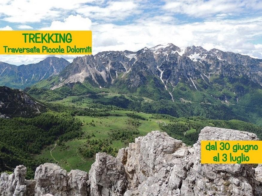 Traversata delle Piccole Dolomiti