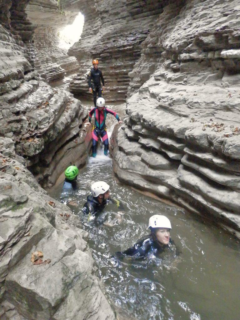 River Trekking Trichiana (BL)