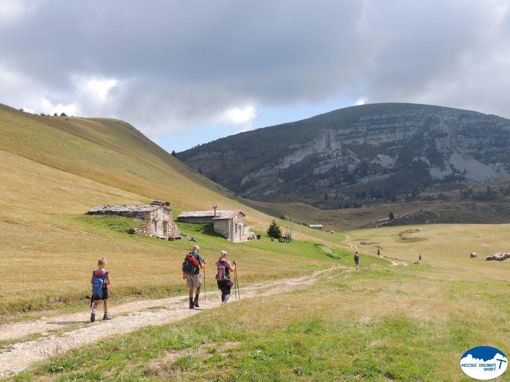 Col Santo - Rifugio Lancia