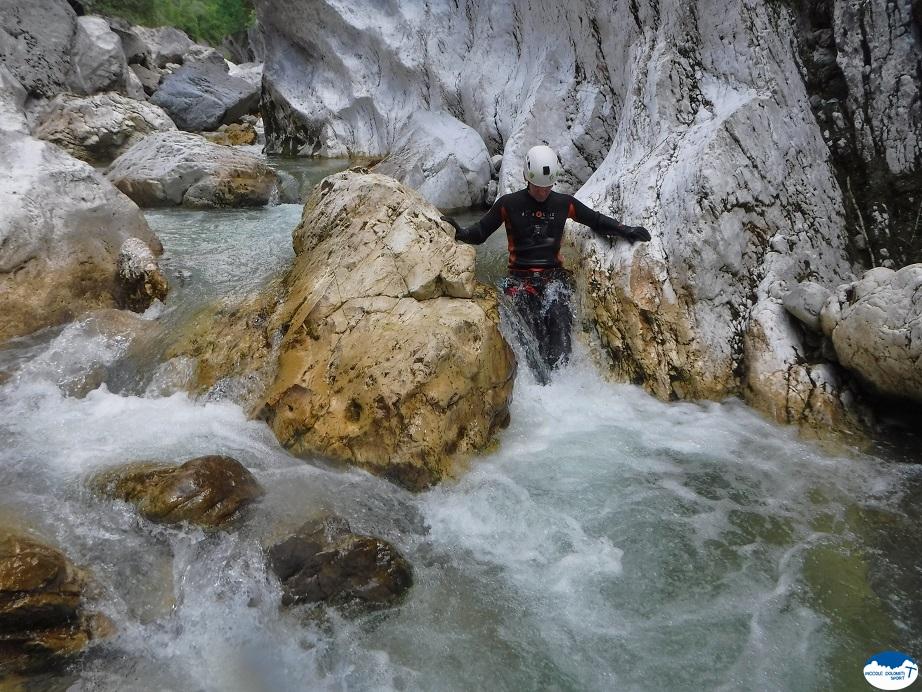 River Trekking Valcellina (PN)