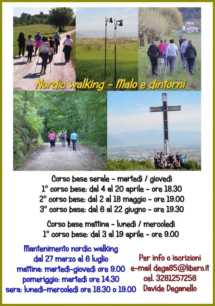 Nordic Walking Vicenza Calendario.Trekking E Nordic Walking Le Differenze Piccole Dolomiti