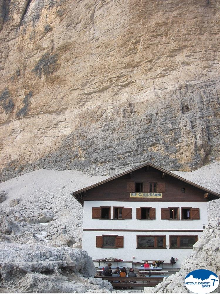 rifugio Giussani