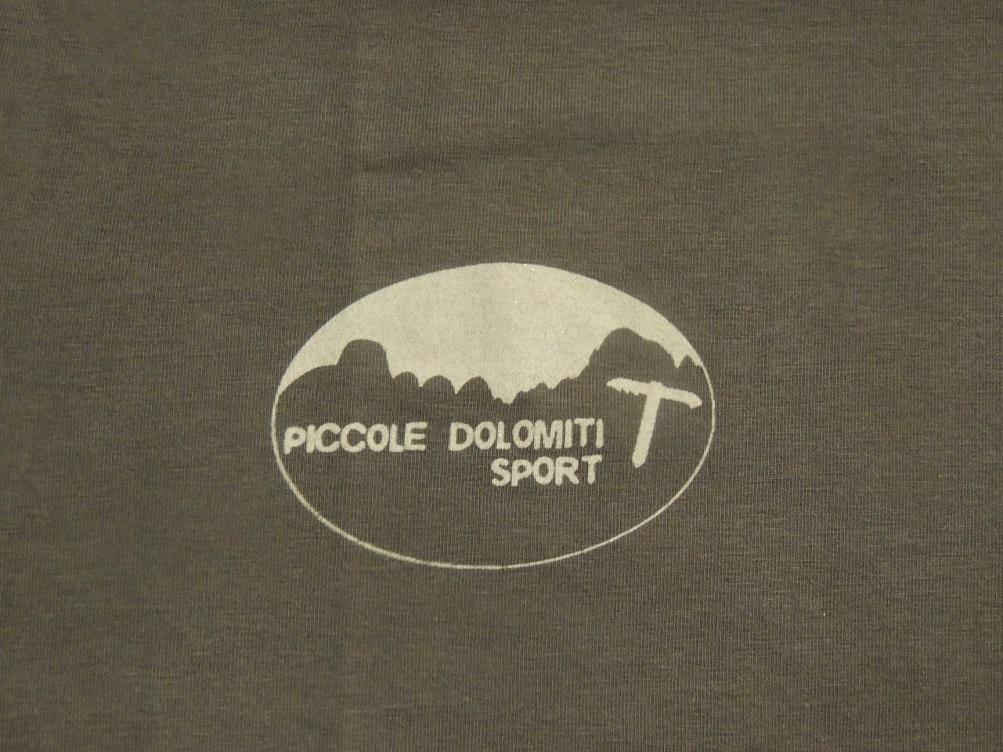 magliette piccole dolomiti sport