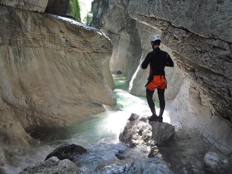 River Trekking Friuli