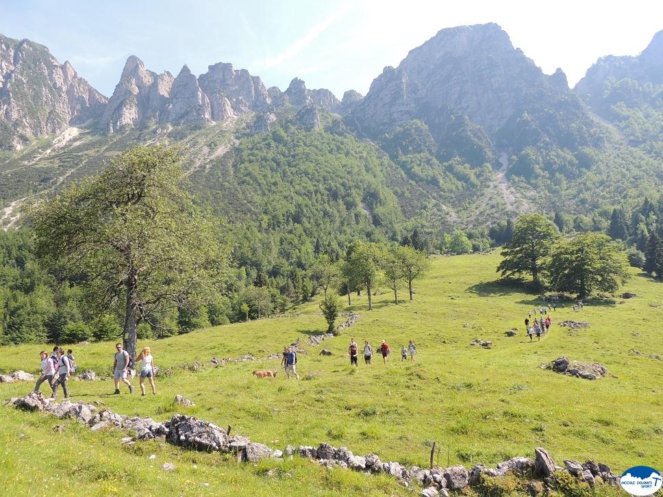 I suoni delle Piccole Dolomiti