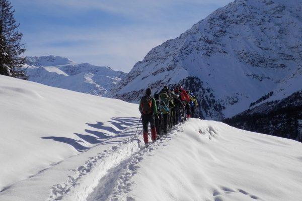 Ciaspolate Piccole Dolomiti Sport