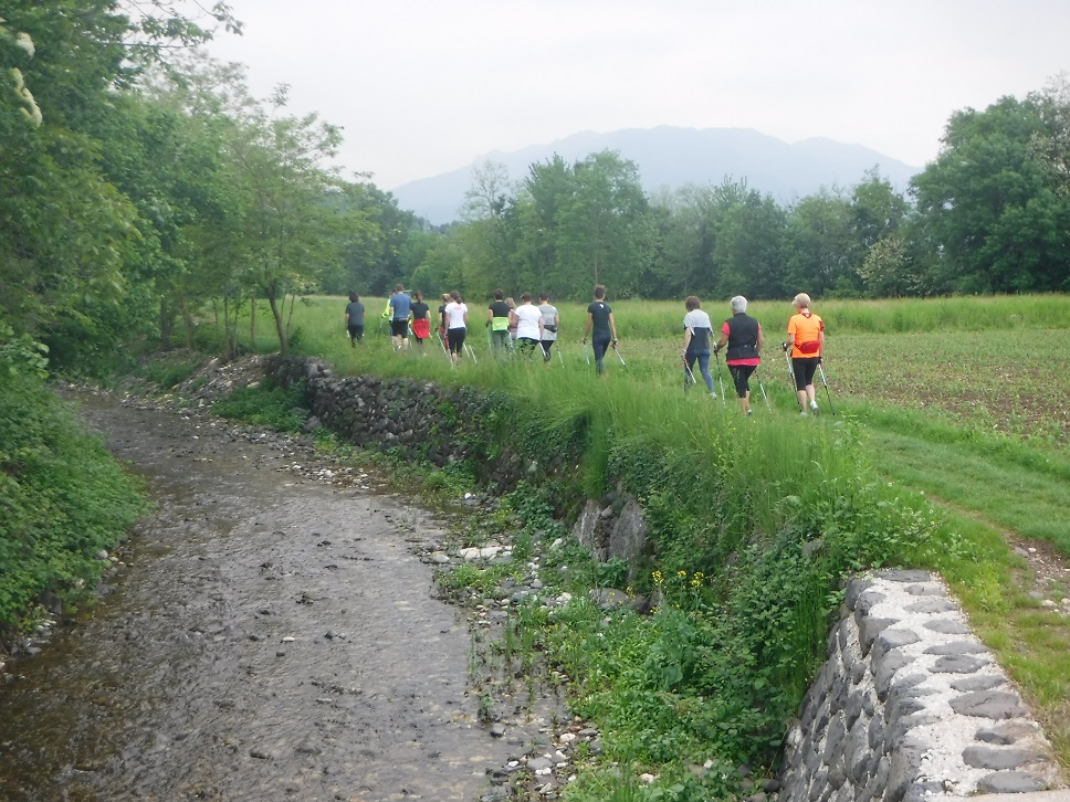 corsi base nordic walking