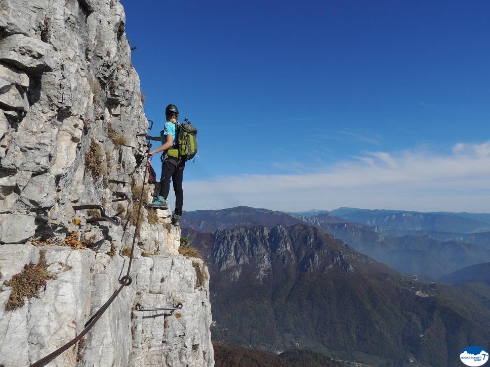 Sentiero alpinistico Falcipieri