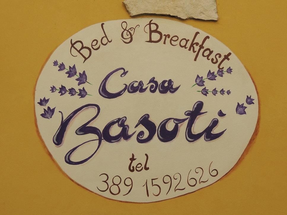 B&B Casa Basoti