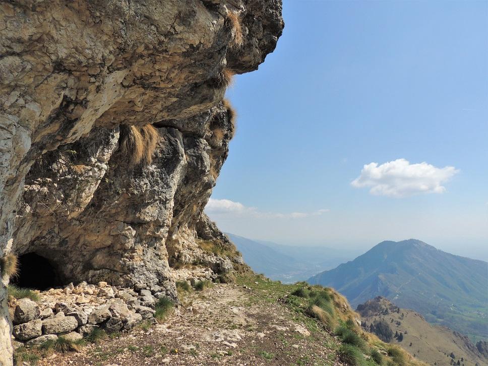 verso il Monte Giove