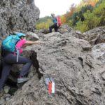 Risalti di roccia