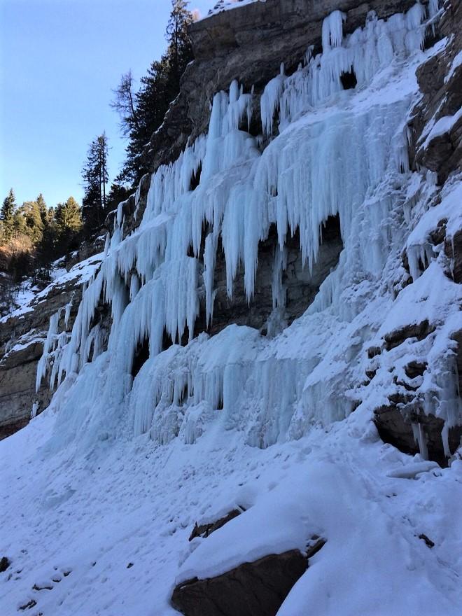 Corso base cascate di ghiaccio 2