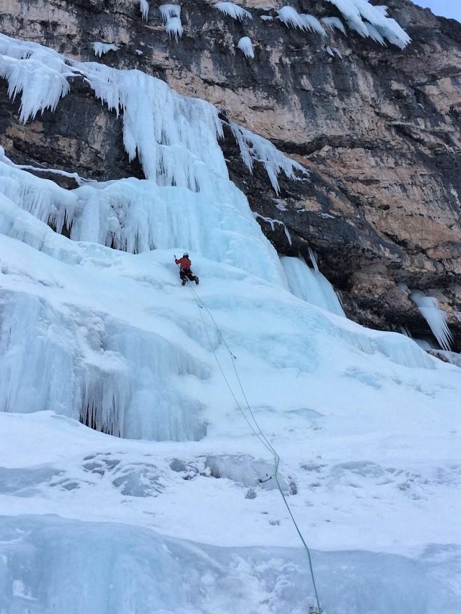 Corso base cascate di ghiaccio 4