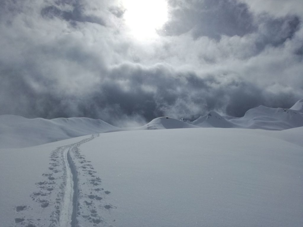 Corso base scialpinismo 2
