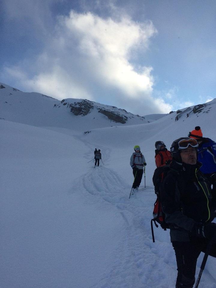 Corso base scialpinismo 4