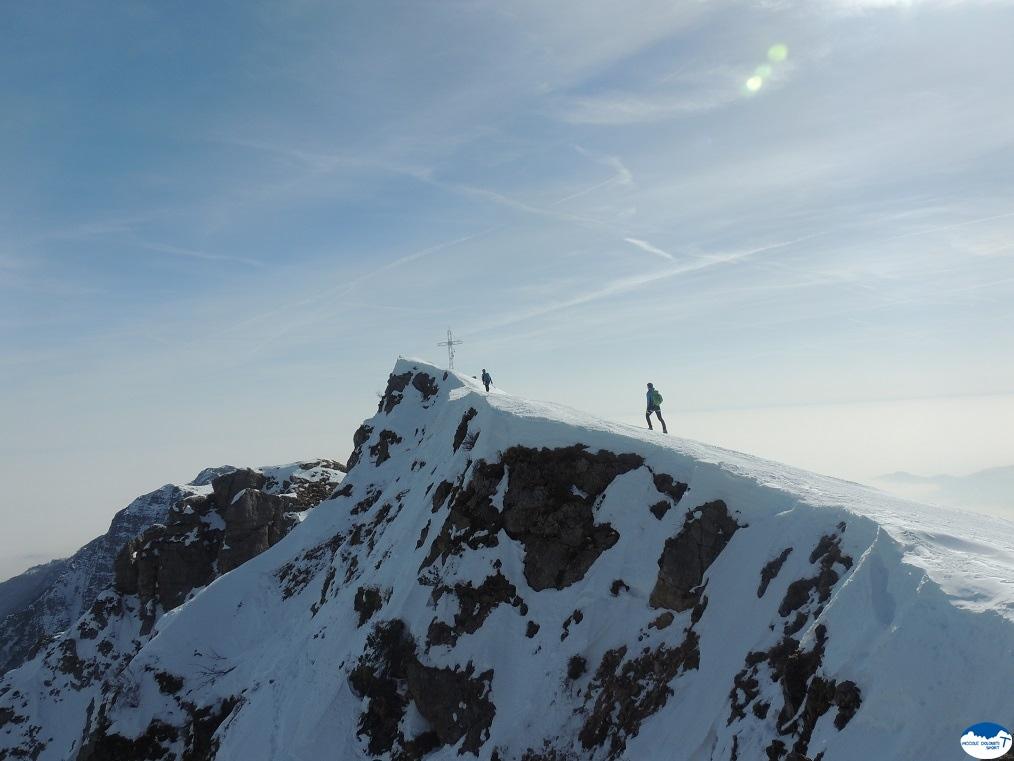 cresta del Monte Gramolon