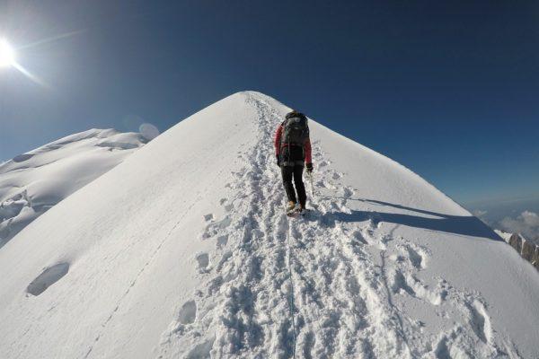corso alta montagna