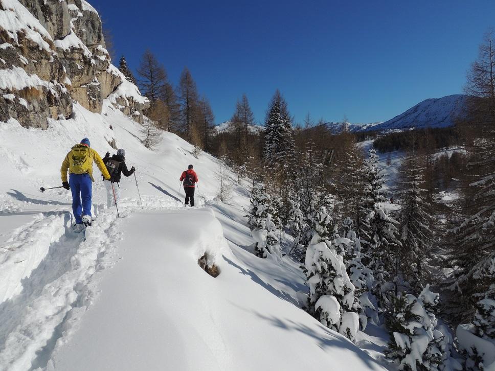 Ciaspolata Monte Spil
