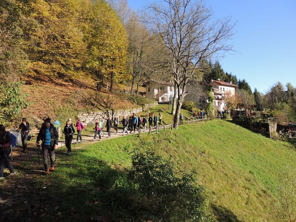 Escursione in Valposina