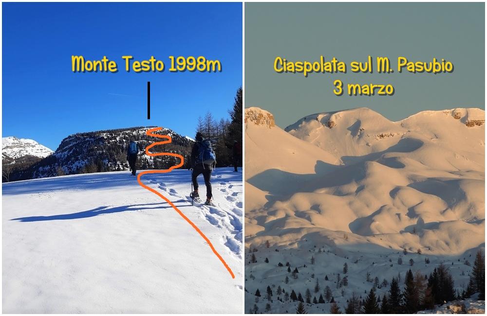 Ciaspolata Monte Pasubio