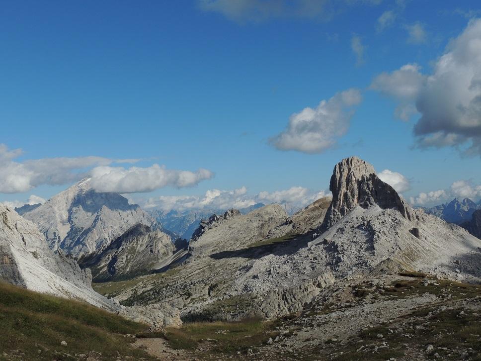 Panorama dai Lastoi