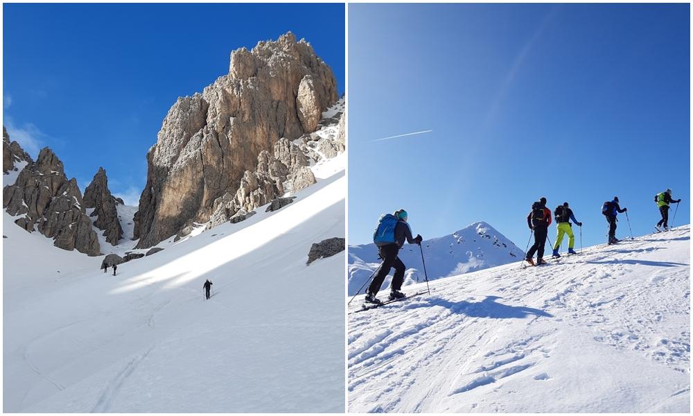 Corso base Scialpinismo 2021